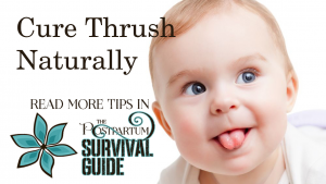 How To Cure Thrush On Tongue Naturally