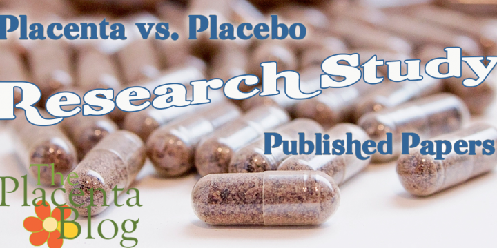 placenta and placebo research study